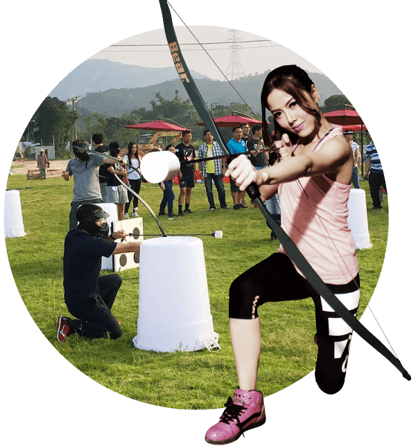 香港競技場 HK Battle Stadium - 競技遊戲體驗,領袖訓練 Team Building, 激箭 Archery Tag Battle, 泡泡足球 Bubble Soccer, 露營 Camping, 派對 Party, 場地租借, 聯誼聚會, 攝影場地, 航拍場地, 節日慶典,公司活動